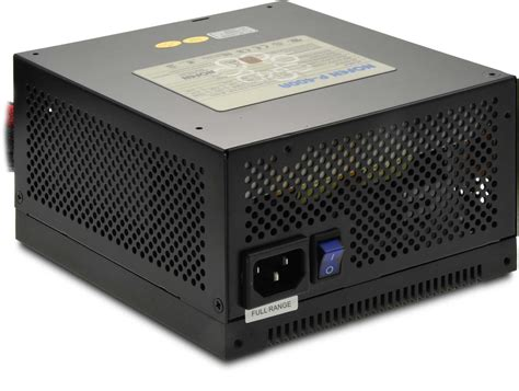 alimentatore pc fanless p 400a silent 400w fanless power supply unit