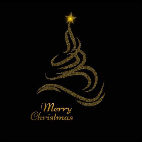 arbol de navidad dorado fondo negro con 225 rbol de navidad dorado descargar