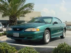 1996 Ford Mustang Gt Specs Mustang Specs 1996 Ford Mustang