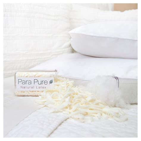 comfort pedic pillow para pure natural latex classic comfort bed pillow jumbo