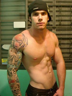 tattoo hotties david dust