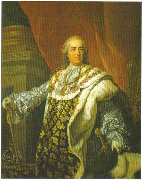 louis xv louis xv and the part 5 splatter