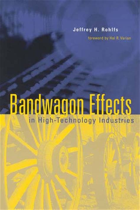 bandwagon effects in high technology industries the mit press