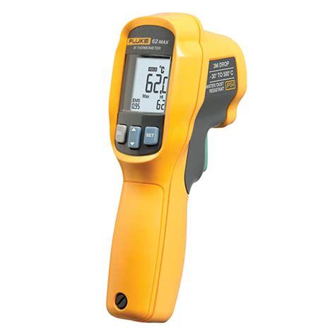 Infrared Thermometer Fluke 62 Max fluke 62 max compact infrared thermometer 10 1 from cole parmer
