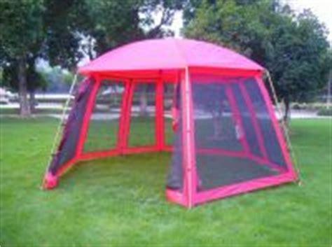 screen canopy tent rainwear