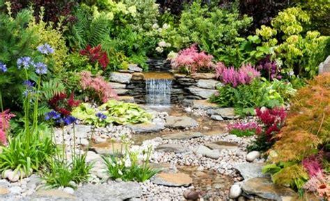 Backyard Fish Pond Maintenance Rocaille Jardin Quelques Conseils Et Id 233 Es