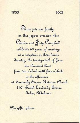 wedding announcement poems anniversary invitations