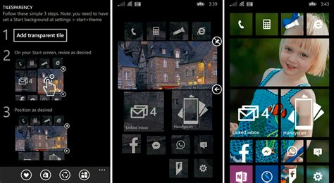 live themes for windows 8 1 phone show the whole background on your windows phone 8 1 start