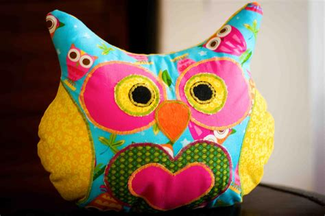 Owl Pillow Canada by Lola Hoodie Owl Pillow On Luulla