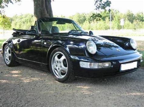 Porsche Occasionen by Cabriolet Porsche Occasion Petites Annonces Cabriolet