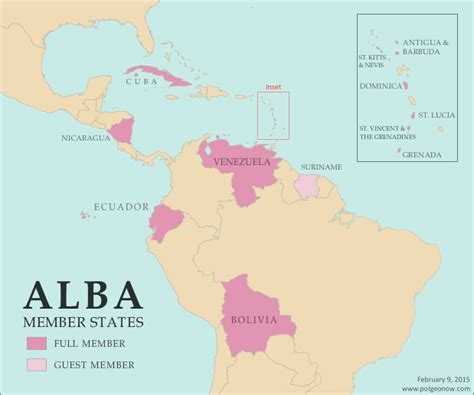 map alba has 2 new member countries political geography now