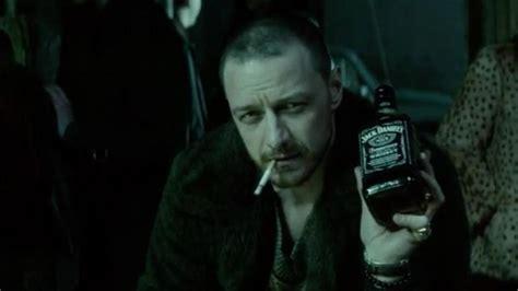 james mcavoy dunkirk jack daniels whiskey bottle of david percival james