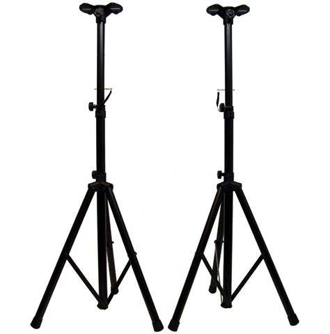 Tripod Speaker dj or band portable pro audio tripod pa speaker stands