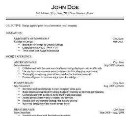 Building A Resume by 10 How To Build A Resume Quickly And For Free Writing Resume Sle