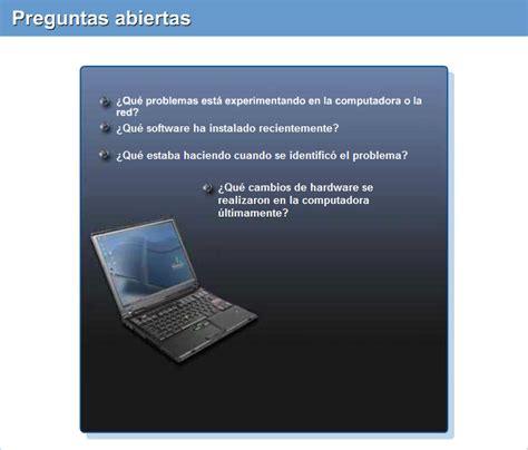 preguntas abiertas informatica computaci 243 n inform 225 tica i mantenimiento de equipos de