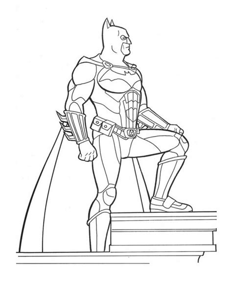 Free Printable Batman Coloring Pages For Kids Batman Coloring Pages
