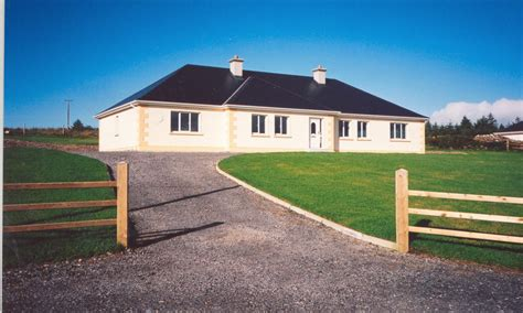 Simple Small House Floor Plans Bedroom Bungalow House Bungalow House Plans Ireland