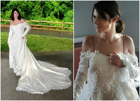 10 best Wedding Gown Makeovers images on Pinterest   Short