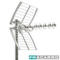 Antena Uhf Sigma antena fracarro sigma 6hd 213201