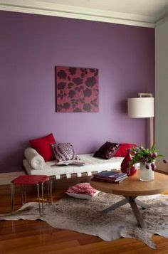 Purple Feature Wall Living Room by 1000 Images About Living Room On Feature