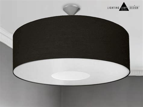 large l shade 70cm drum ceiling lightshade lshade