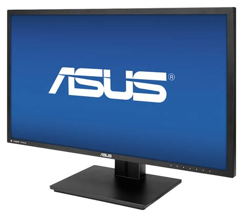 best uhd monitor asus 28 quot 4k uhd monitor black pb287q best buy