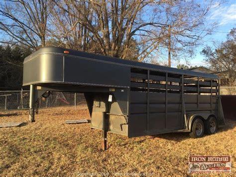 boat shop rockingham iron horse auction auction john deere tractors boat
