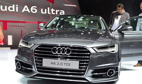 audi new a6 model launch date and pics details