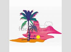 Two palm trees during sunset clipart. Royalty-free clipart ... Free Clip Art Of Hands