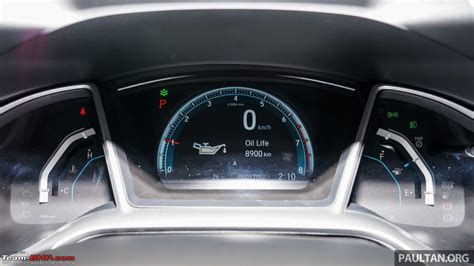 2016 honda civic instrument cluster indian autos blog honda civic likely to return to india page 5 team bhp