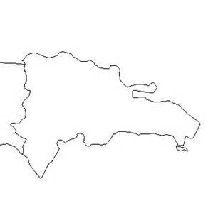 Republic Map Outline by Blank Map Republic