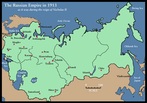 russian empire map 302 found