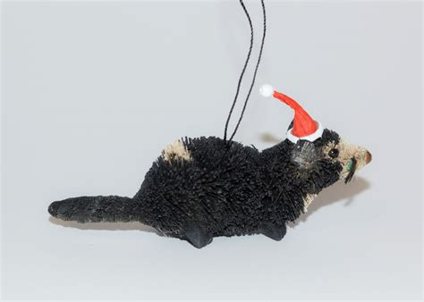 tasmanian devil christmas tree decoration the land down