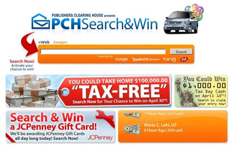 Pch Giveaway 4950 - pch 10 million sweepstakes entry share the knownledge