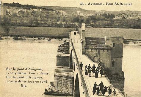 Gc Avignon gc2p7pq sur le pont d avignon traditional cache in