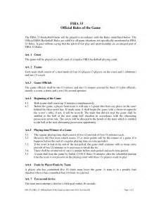 referee format resume