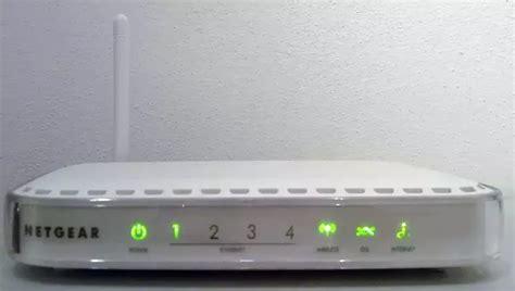 netgear router orange light light not blinking on netgear router