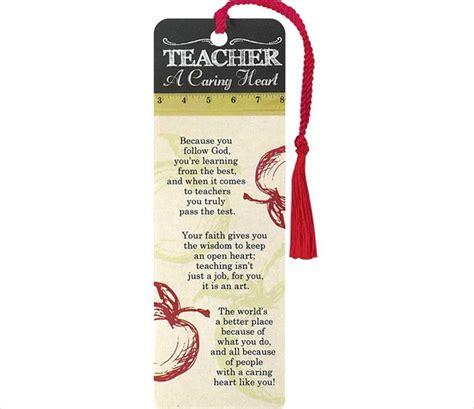 printable bookmarks for teacher appreciation teacher bookmark templates 9 free psd ai vector eps