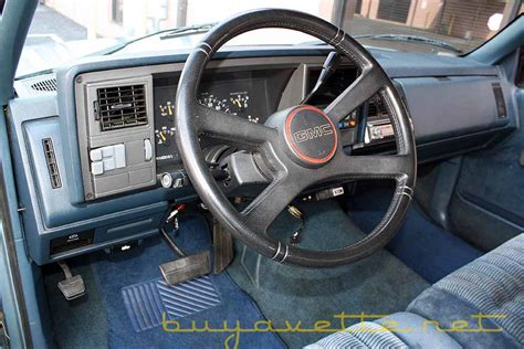1992 Gmc Interior by 1992 Gmc 1500 Sle Extended Cab For Sale At