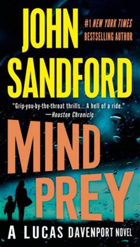 Mind Prey mind prey lucas davenport series 7 by sandford