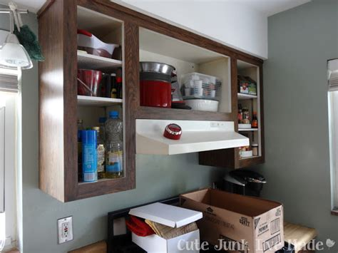 Painting Laminate Cabinet Doors Junk I Ve Made How To Paint Laminate Cabinets Part One Prep