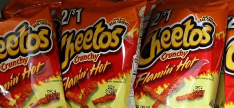 How a Mexican Janitor Invented Flamin' Hot Cheetos   Inc.com