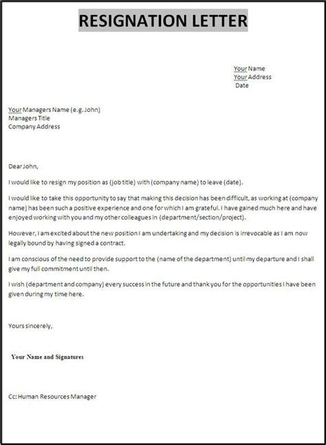 Resignation Letter Best Buy 25 Best Ideas About Resignation Letter On Resignation Letter Resignation