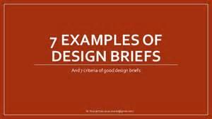 ogilvy creative brief template exles of design briefs