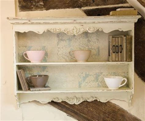 Vintage Kitchen Shelf by Wall Shelf Craft Ideas