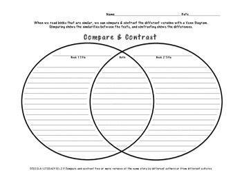 cinderella venn diagram 61 best 2nd grade reading literature images on