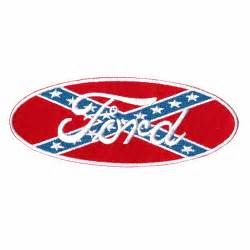 ford rebel flag
