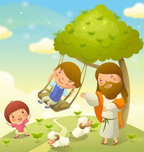imagenes de jesucristo con los niños dibujos de jesus con ni 241 os