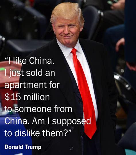 trump s favorite president donald trump for president are you kidding the quark