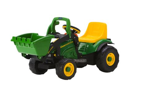 battery powered grow l deere mini power loader made baby products